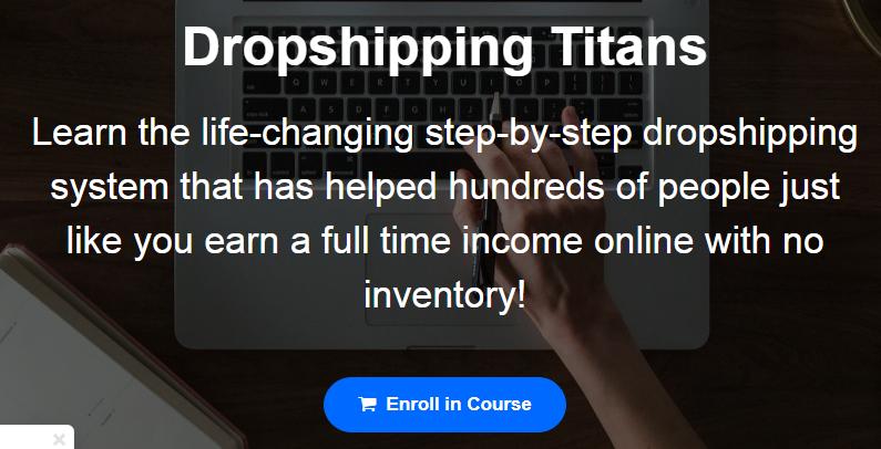 Dropshipping Titans Paul Joseph