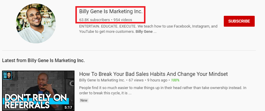billy-gene-is-marketing-review