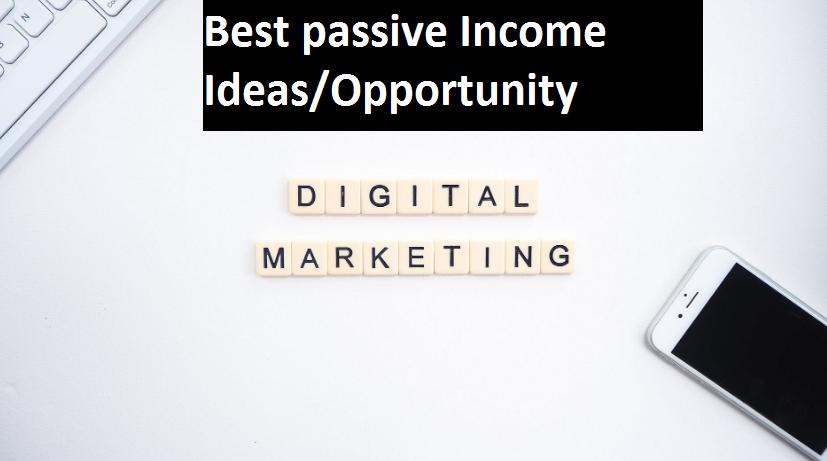 best-passive-income-idea