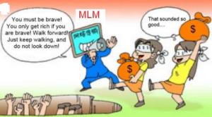 mlm fail