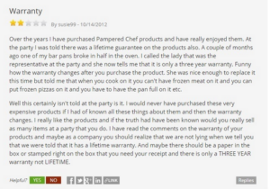 is pampered chef a mlm