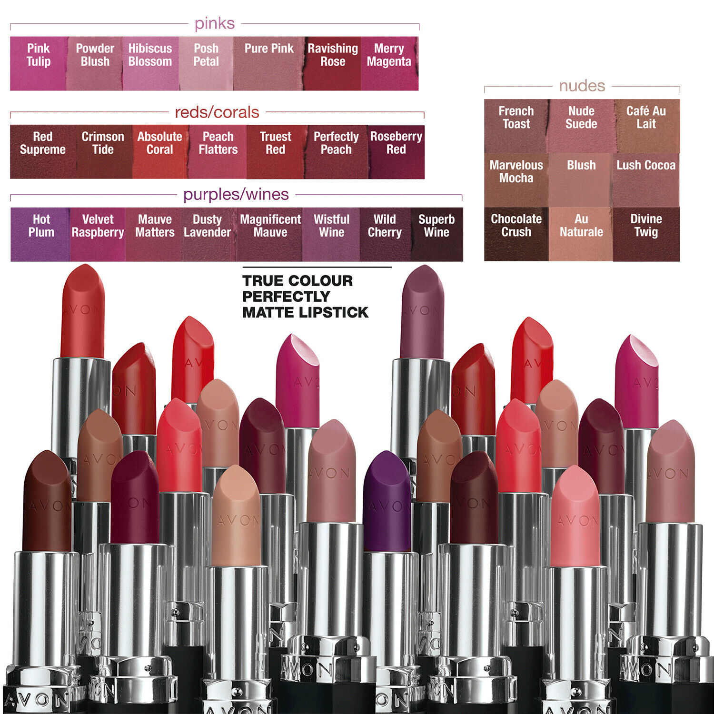 Avon MLM Review - Avon lipsticks