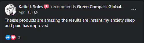 Green Compass review 1