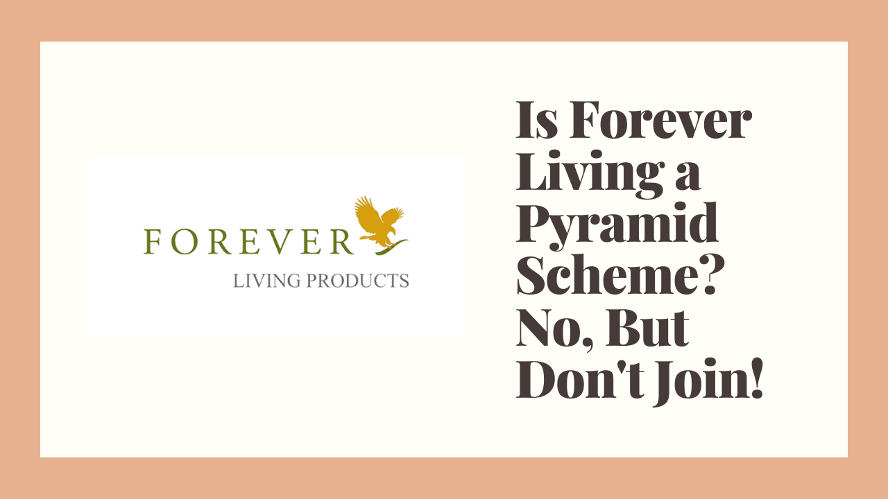 Forever Living MLM Review: Pyramid Scheme or Scam?