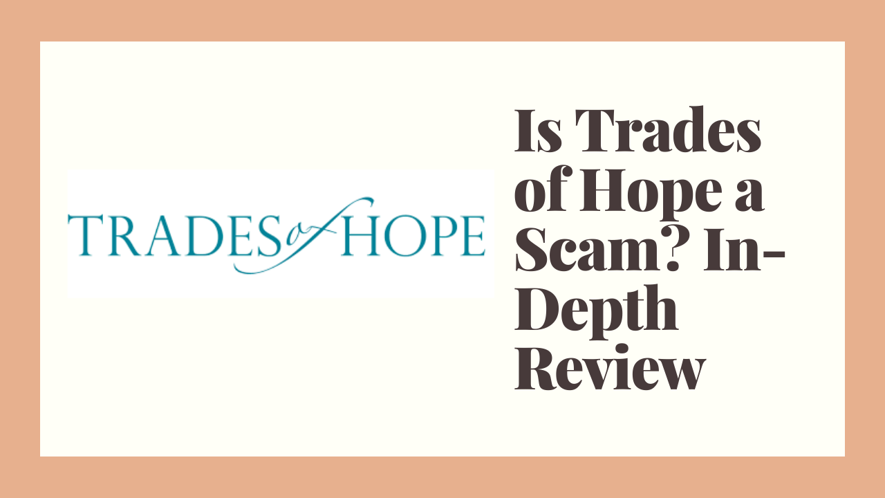 Is Trades of Hope a Scam? In-Depth Review