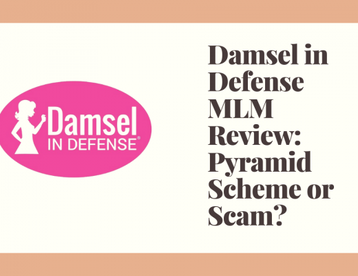 Damsel in Defense MLM Review: Pyramid Scheme or Scam?