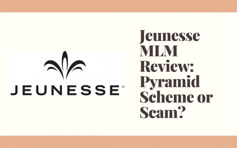 Jeunesse MLM Review: Pyramid Scheme or Scam?