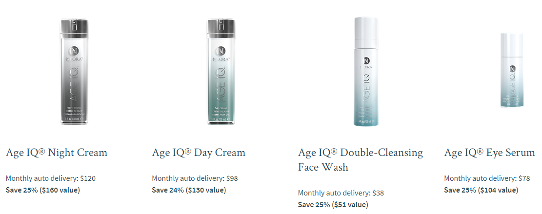 Neora MLM Review - Neora overpriced products
