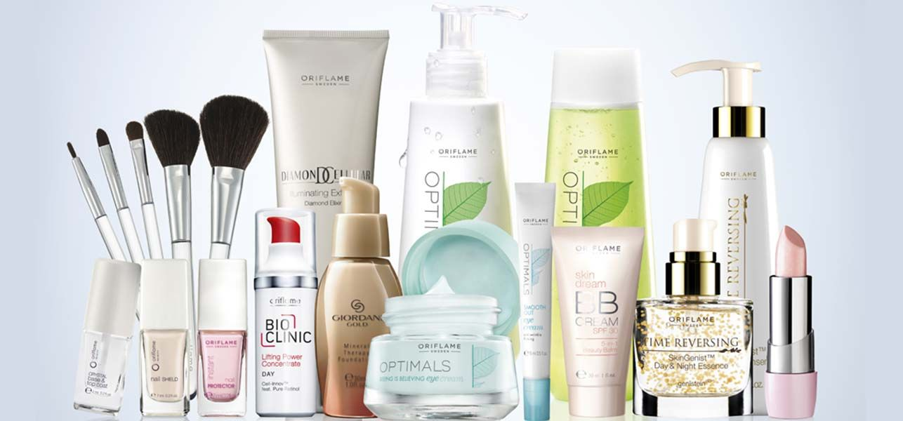 Oriflame MLM Review - Oriflame products 2