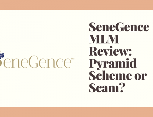 SeneGence MLM Review: Pyramid Scheme or Scam?