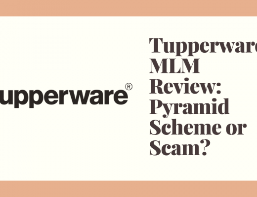 Tupperware MLM Review: Pyramid Scheme or Scam?