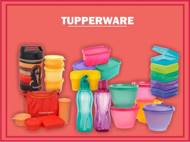 Tupperware MLM Review - Tupperware products 2