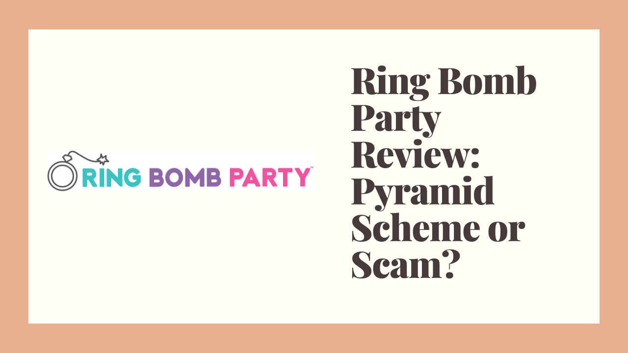 Ring Bomb Party Review: Pyramid Scheme or Scam?