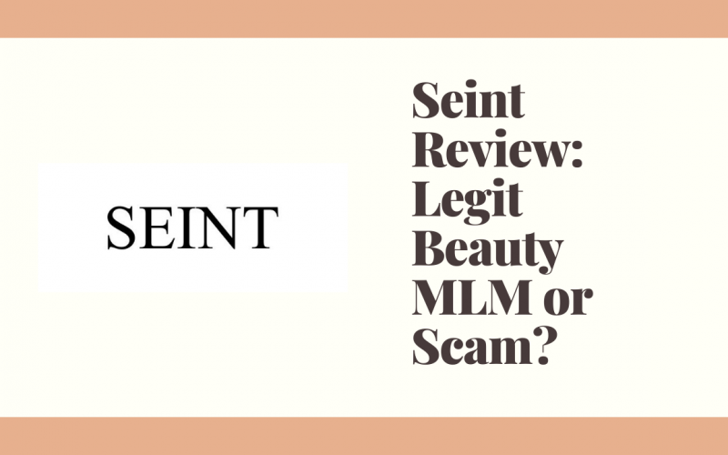 Seint Review: Legit Beauty MLM or Scam?