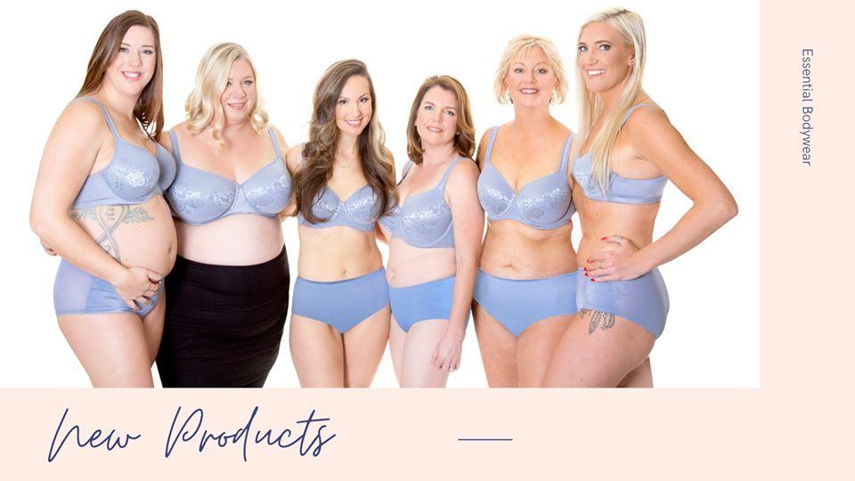 Essential Bodywear products