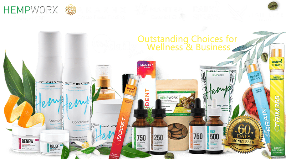 My Daily Choice Review - My Daily Choice products 2