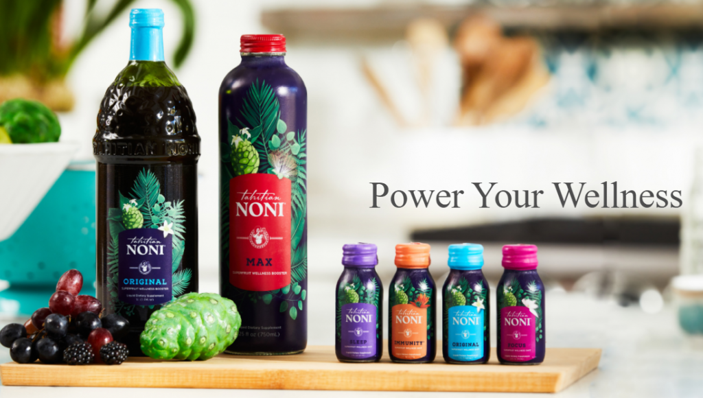 Noni by NewAge Review - Noni products