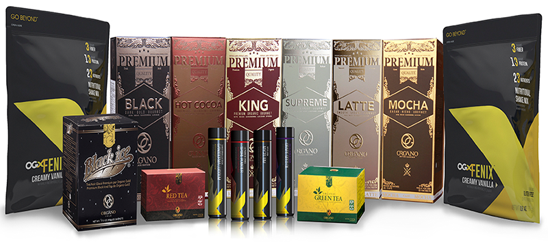 Organo MLM Review - Organo products 2
