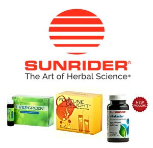 Sunrider MLM Review - Sunrider products