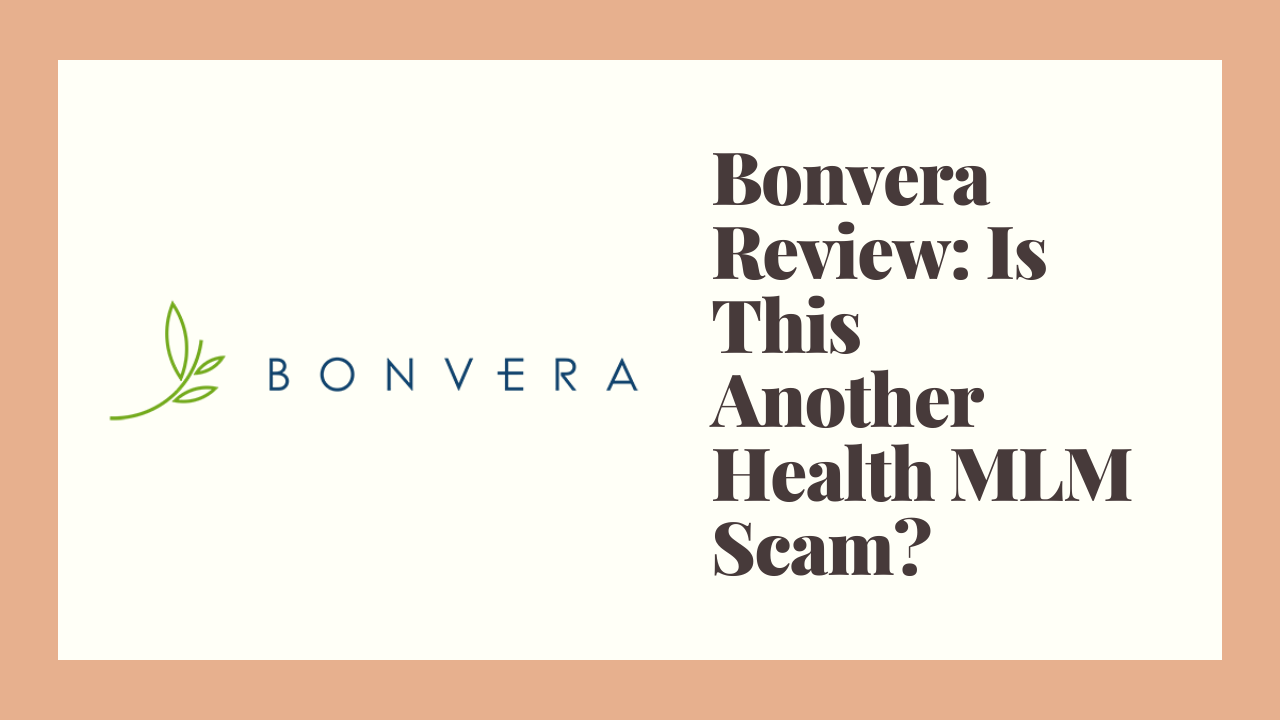 Bonvera Review: Is This Another Health MLM Scam?