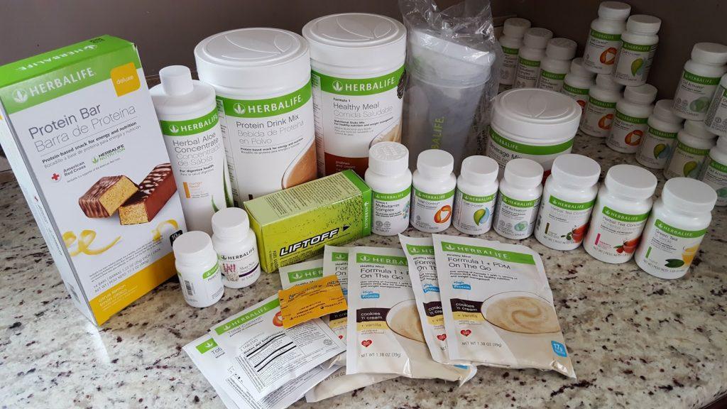 Herbalife Review - Herbalife products 2