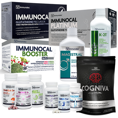 Immunotec Review - Immunotec products