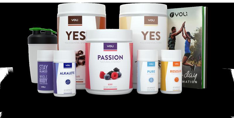Yoli Review - Yoli products 2