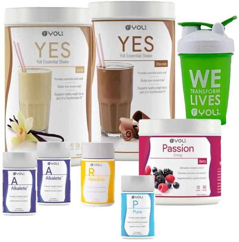 Yoli Review - Yoli products