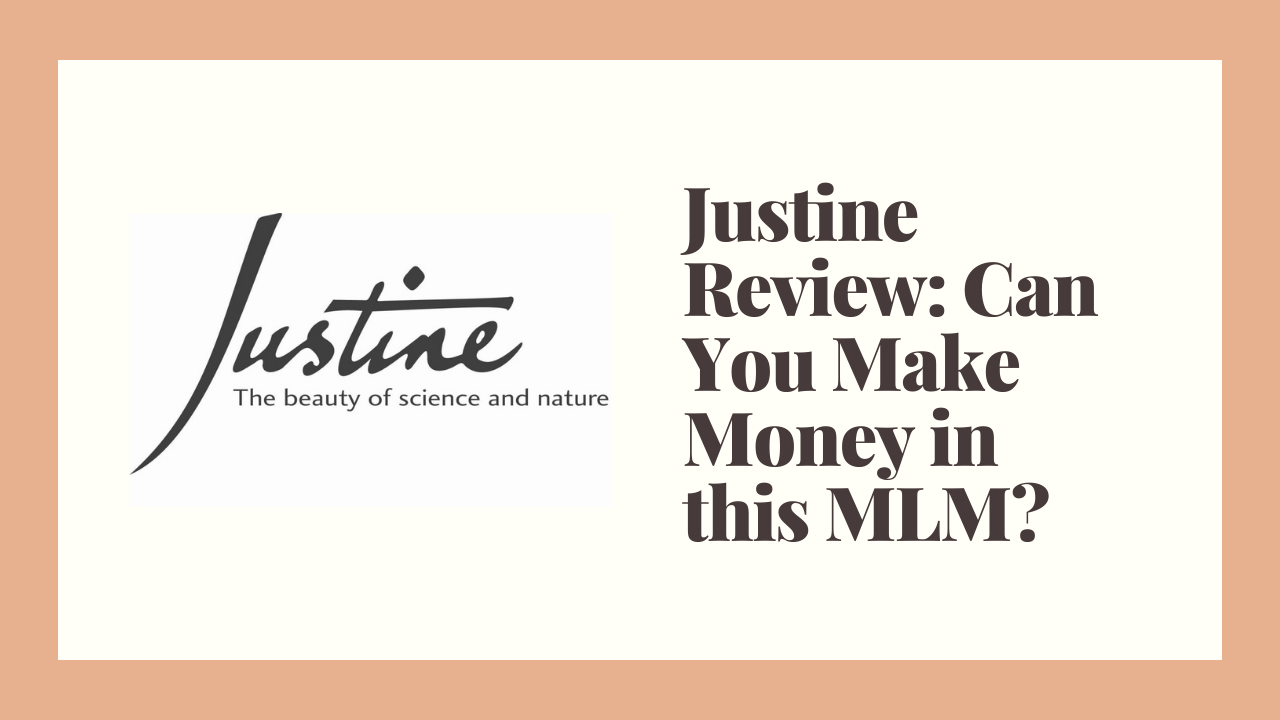 Justine Review: Can You Make Money in this MLM?