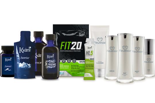 Kyani Review - Kyani products