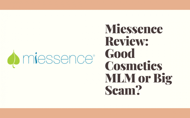 Miessence Review: Good Cosmetics MLM or Big Scam?