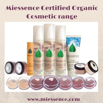 Miessence Review - Miessence products
