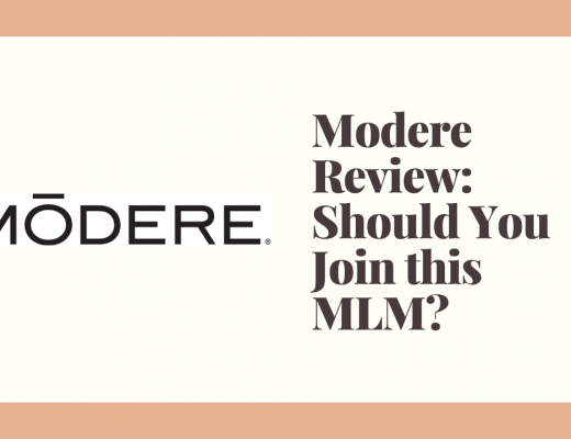 Modere Review: Should You Join this MLM?