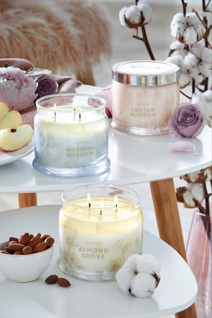 PartyLite Review - PartyLite products
