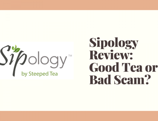 Sipology Review: Good Tea or Bad Scam?