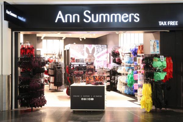 Ann Summers Review - Ann Summers intro