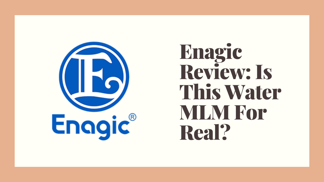 Enagic Review: Is This Water MLM For Real?