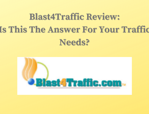Blast4Traffic Review: Is This The Answer For Your Traffic Needs?