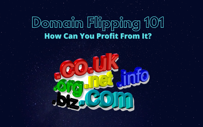 Domain Flipping 101: How Can You Profit From It?