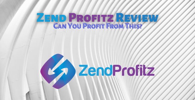 Zend Profitz Review: Can You Profit From This?