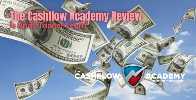 The Cashflow Academy (4 Pillars of Investing) Review: Is Andy Tanner Legit?