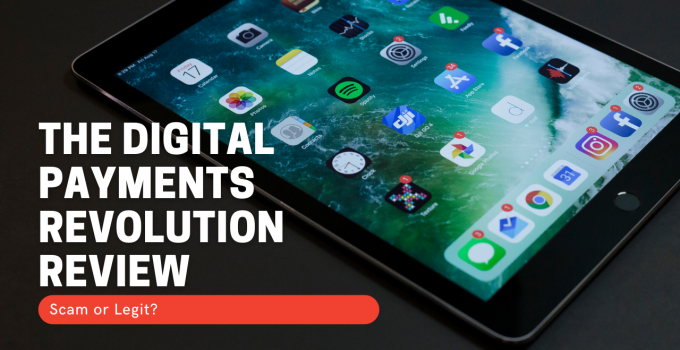 The Digital Payments Revolution Review: David and Patricia Carlin Scam?